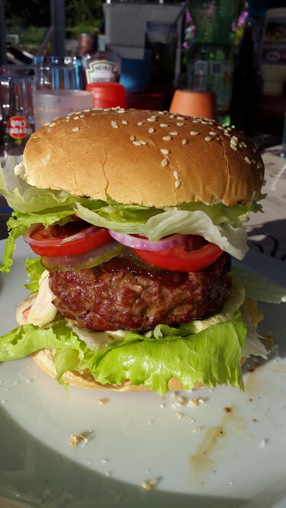 Burger ala CoooX