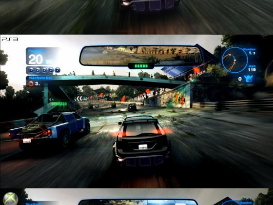 Vergleich - PC vs. Playstation vs. Xbox